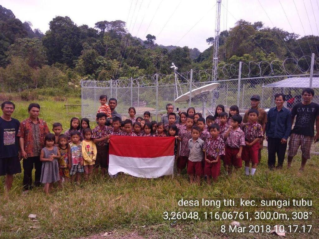 Sinyal Indosat Sampai ke 7 Provinsi Pelosok Indonesia