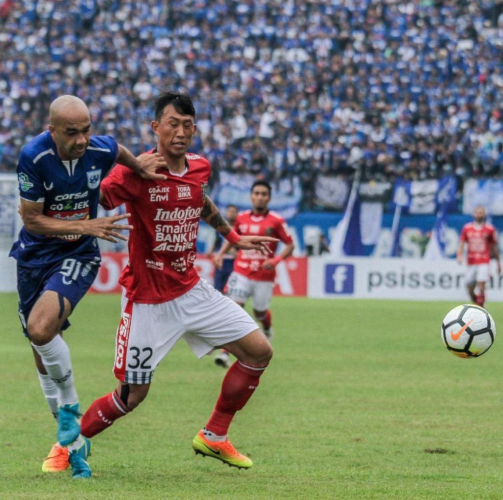Bruno Silva Pemain Terbaik di Pekan Keempat Liga 1