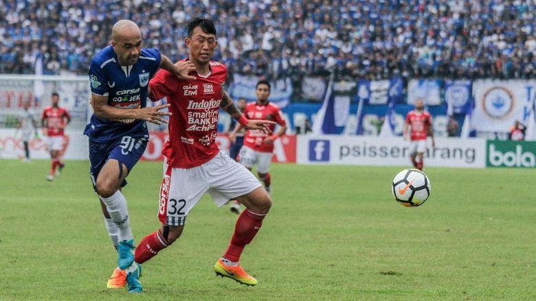 Bruno Silva Salah 1 Pemain Terbaik Di Pekan Keempat Liga 1