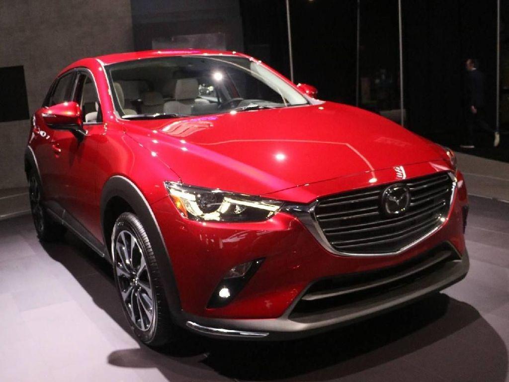 Mazda Punya CX-3 Baru, Bisa Lebih Ngebut