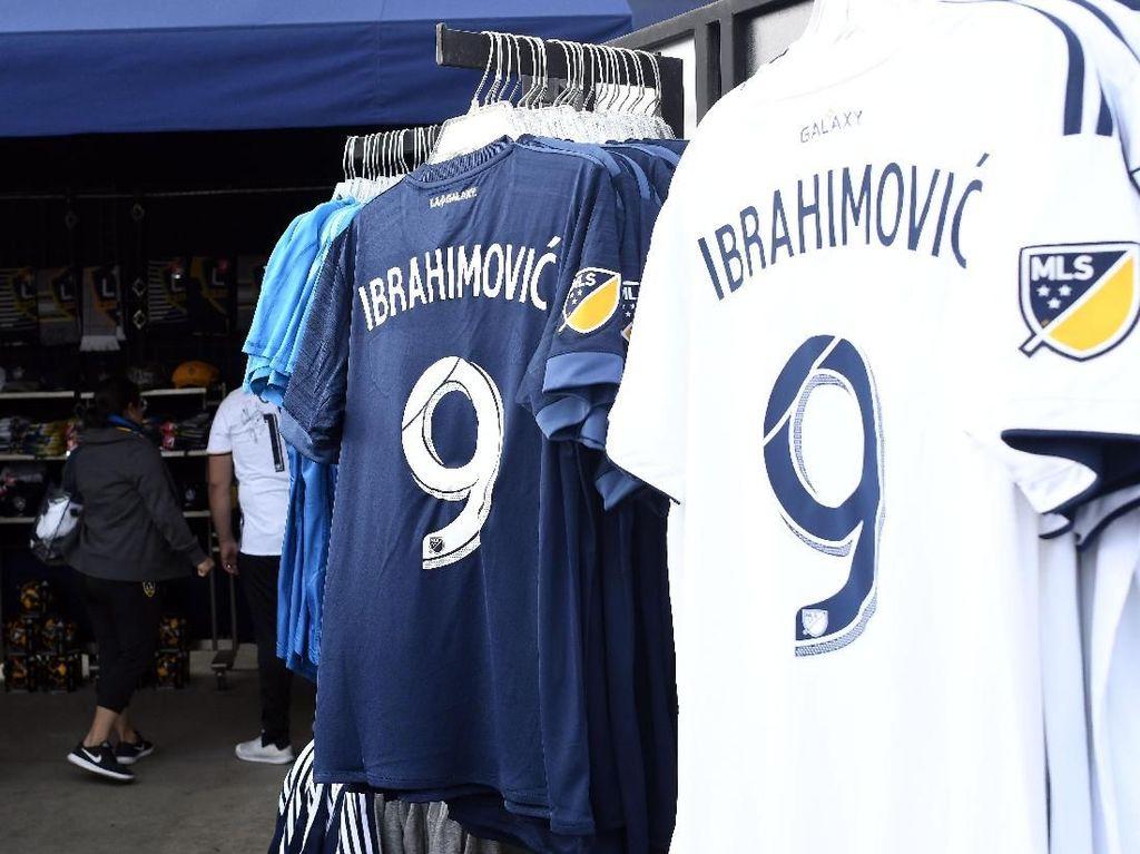 Zlatan Ibrahimovic, Singa Swedia yang Kini Mengaum di Amerika