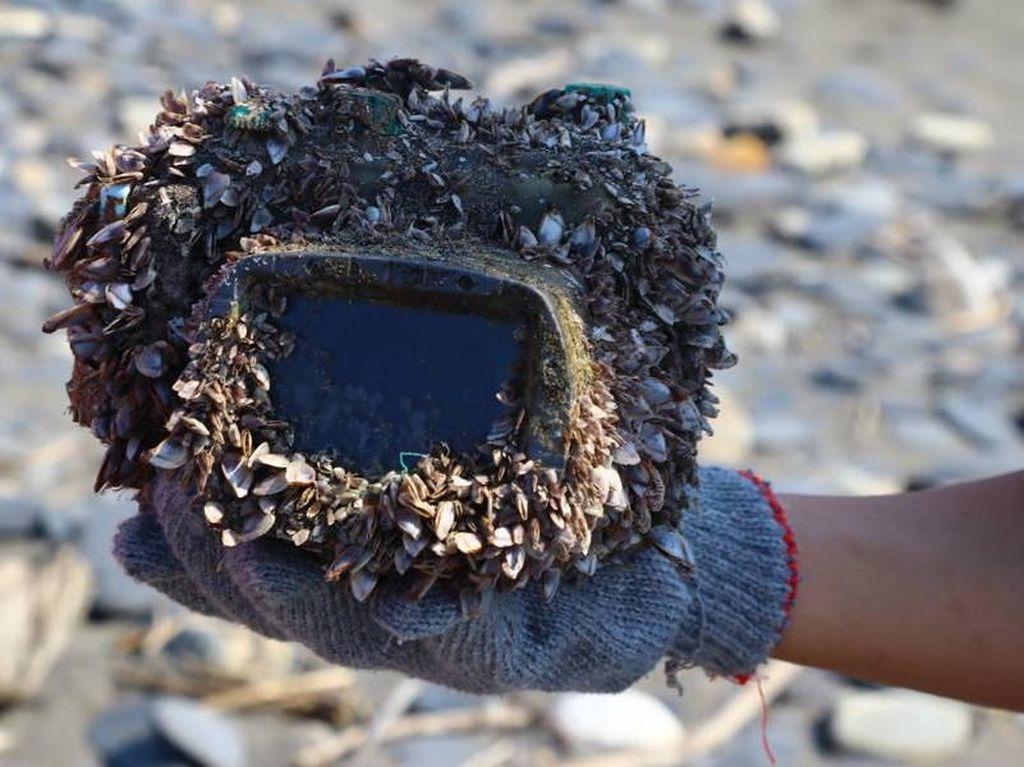 2 Tahun Hilang di Laut, Kamera Ini Masih Berfungsi