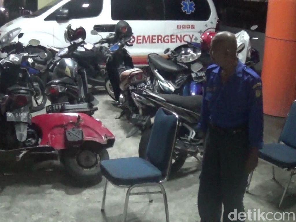 Penyerang Posko Pemkot Makassar Sempat Ditegur karena Main Judi