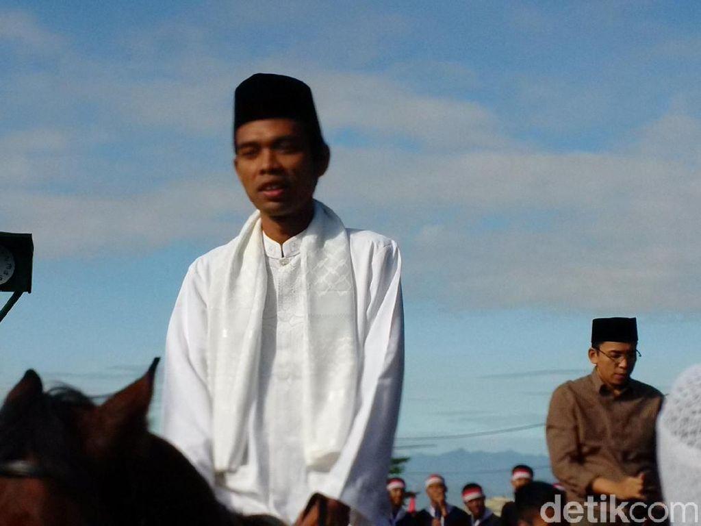 Innalillahi! IG Ustaz Abdul Somad Diretas, Semoga Cuma Mati Suri