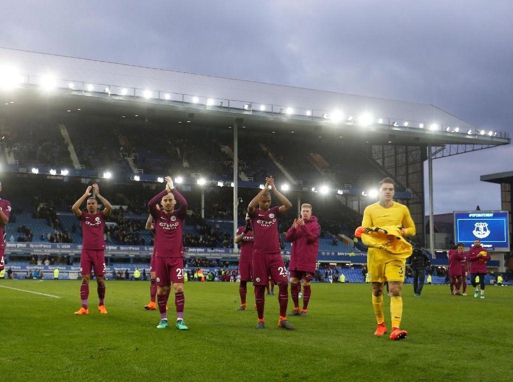 Deretan Angka di Balik Gelar Juara Manchester City