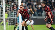 Cerita Bonucci Usai Cetak Gol ke Gawang Juve