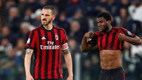Setelah 10 Pertandingan, Milan Akhirnya Kalah Lagi
