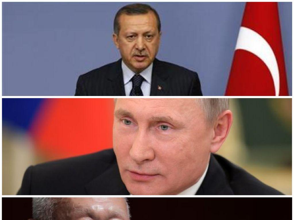 Idola Elite Gerindra-PKS-PAN: Putin, Erdogan dan Lee Kuan Yew