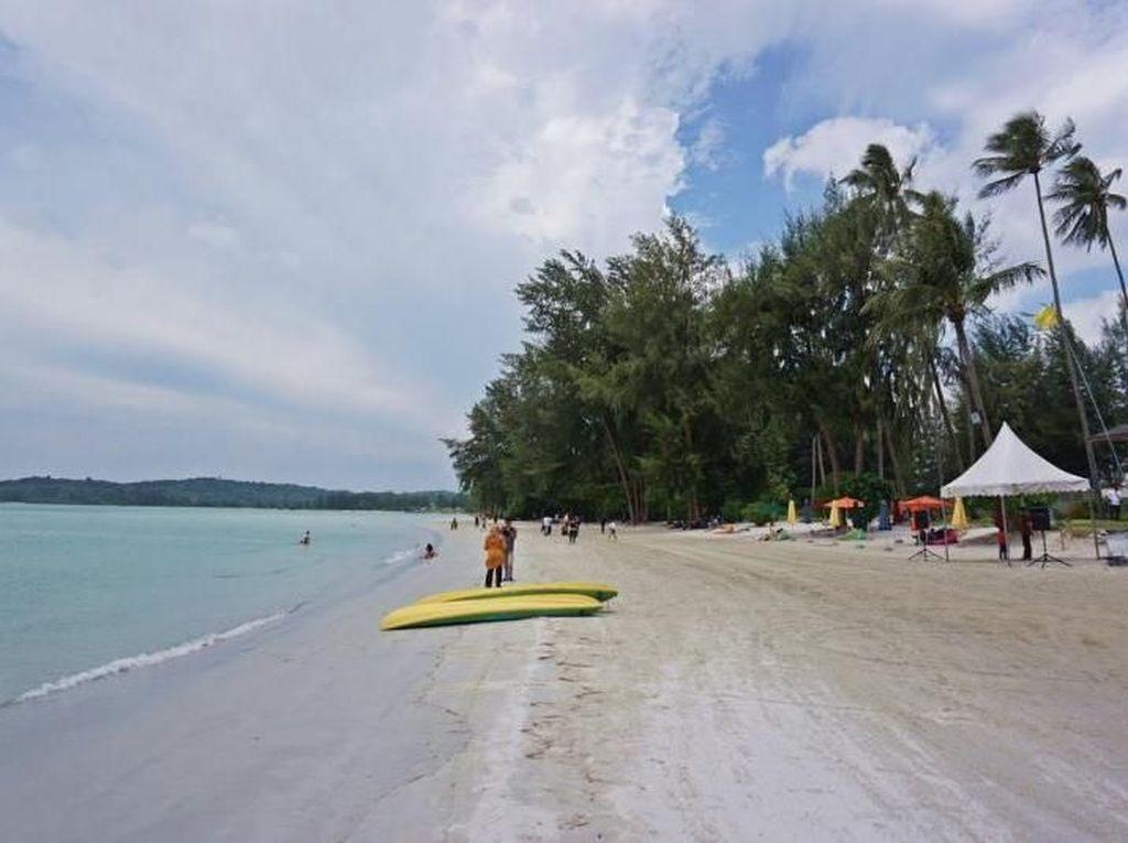 Pantai di Bintan, Seperti Ini Cantiknya