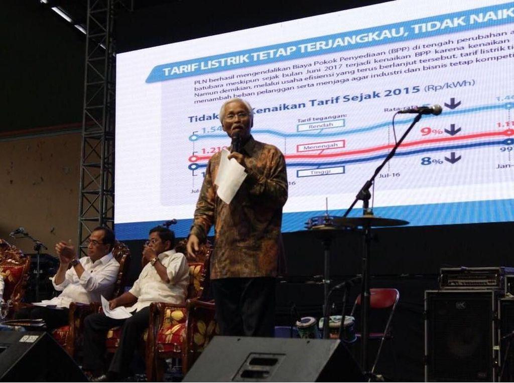 Program 35.000 MW Capai 48%, Byar Pet Diklaim Hilang