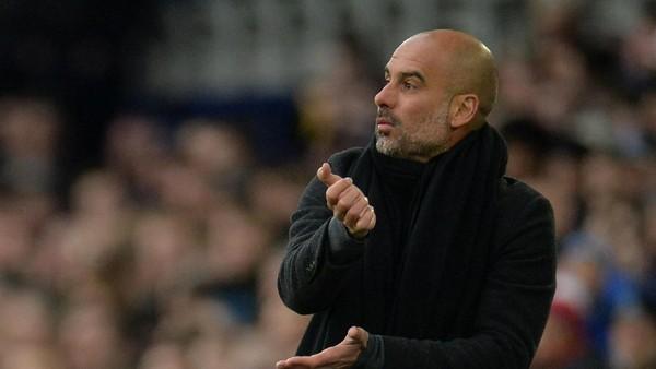 Guardiola Tak Ingin Kelihatan Ketakutan di Hadapan Liverpool