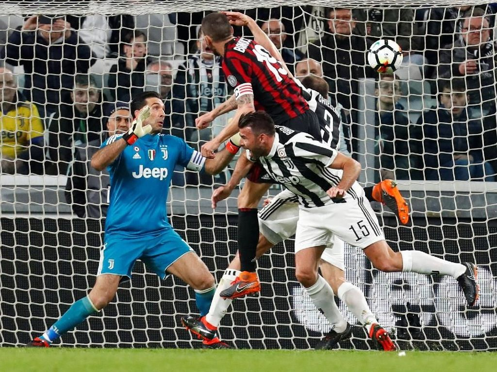Tak Sekadar Main Bagus, Milan Harus Tampil Luar Biasa untuk Kalahkan Juve