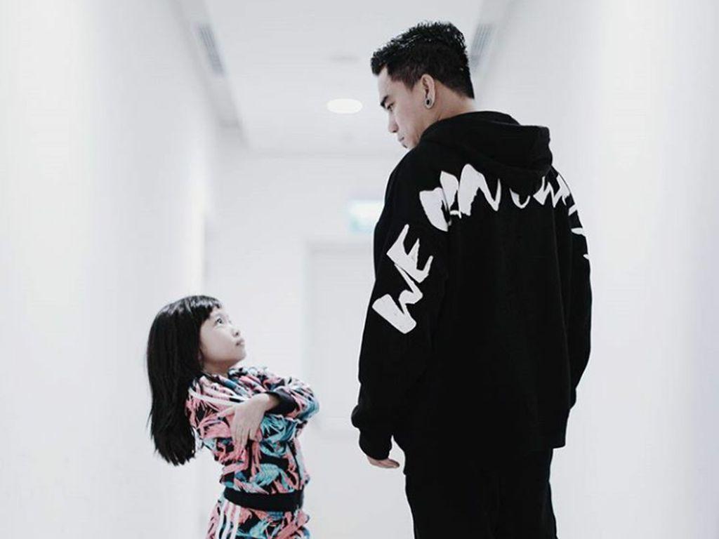 Enda Ungu Ngaku Dibantu Anaknya saat Popularitas Turun