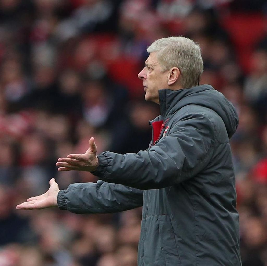Setelah Umumkan Masa Depan Wenger, Arsenal Fokus Hasil Akhir