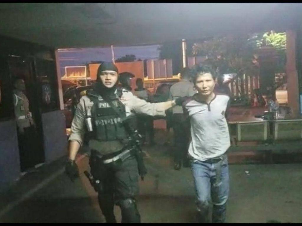 Polisi Ringkus Pencopet HP di Stasiun Jatinegara