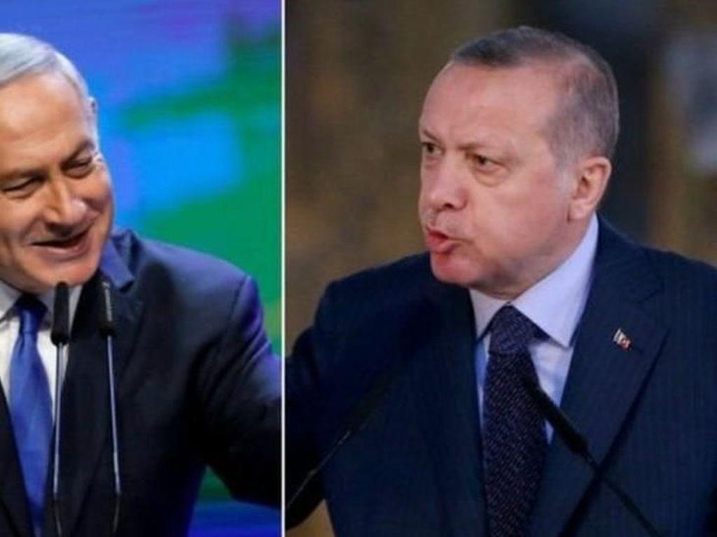 16 Warga Palestina Tewas, Erdogan Sebut Netanyahu Teroris