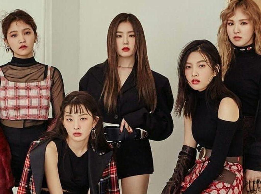Jelang Korean Wave 2019 Red Velvet Nanti Malam, Yuk Hafalin Lagunya!
