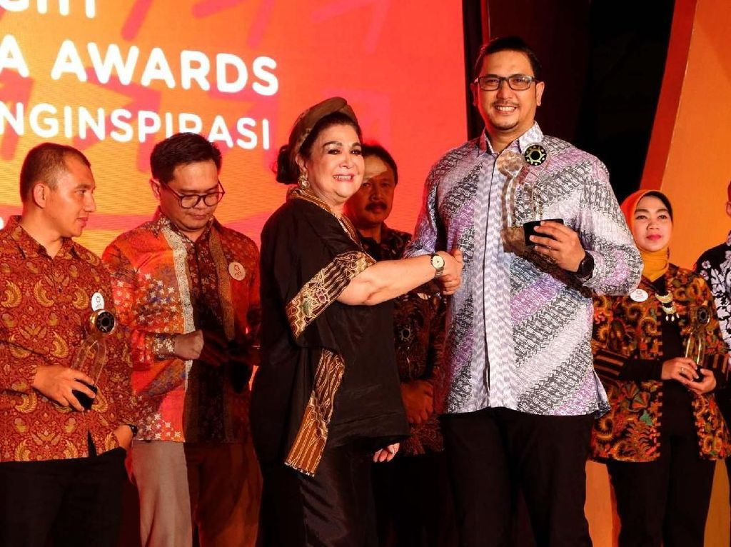 Corporate Communication Sinar Mas Land Raih PR Indonesia Award 2018