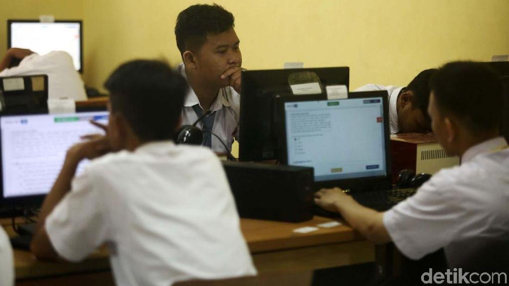 1.485.302 Siswa SMK Laksanakan Ujian Nasional