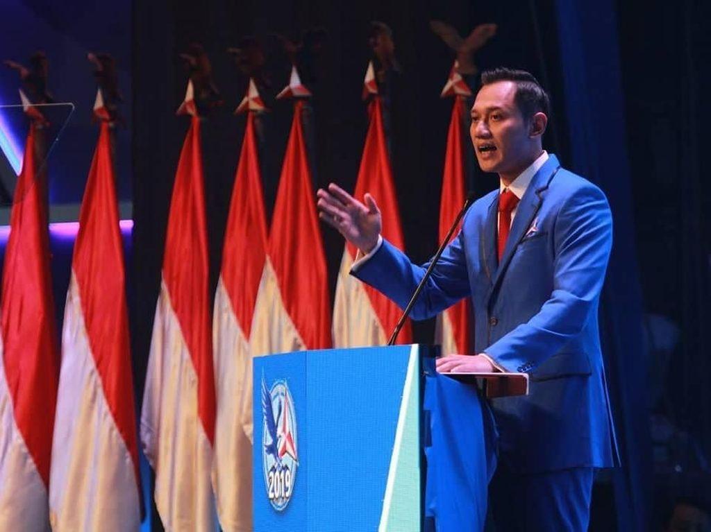 TGB Dukung Jokowi, AHY: Bukan Pandangan Demokrat