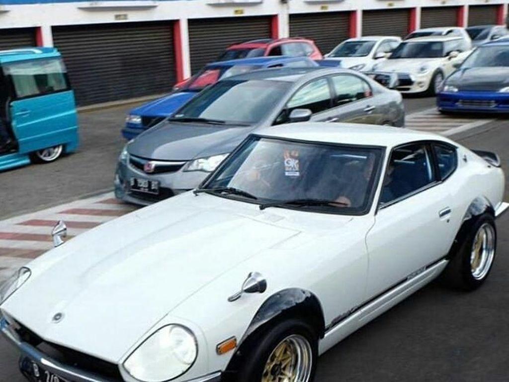 Baru Main Mobil Klasik, Pilih Mobil Asal Jepang