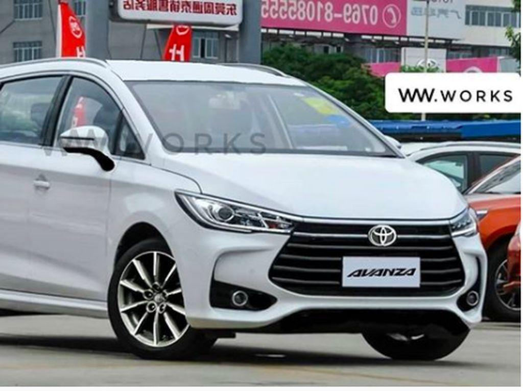 Saat Toyota Avanza Jadi Innova