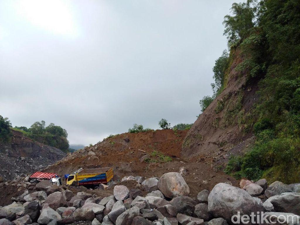 Tambang Pasir yang Longsor di Merapi Kantongi Izin Sejak 2015