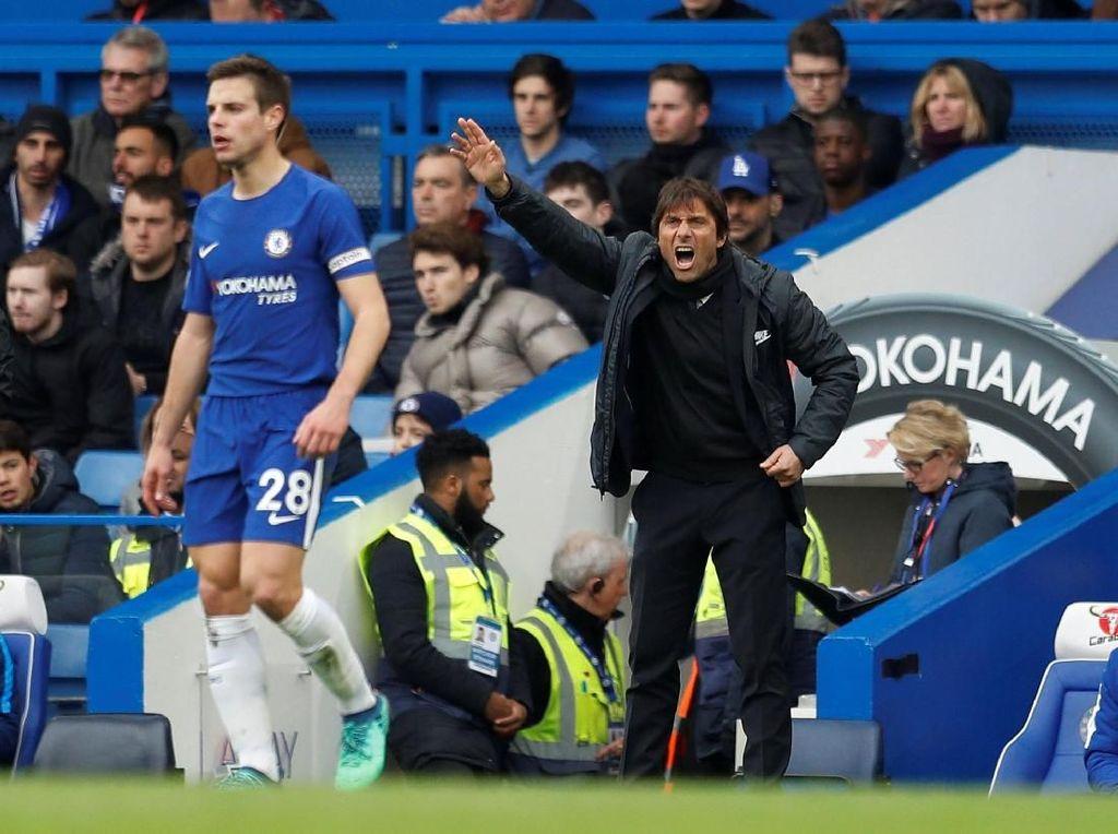 Conte Tak Khawatir Andai Dipecat Chelsea
