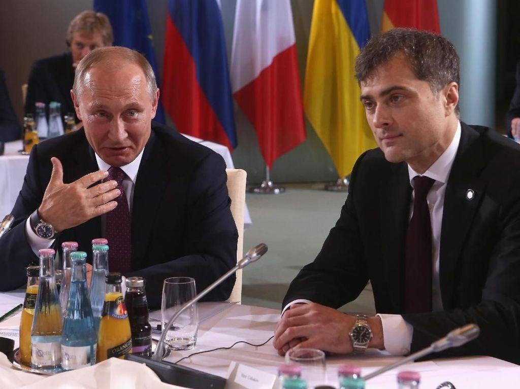Mewah! Koleksi Jam Tangan Rp 9,6 Miliar Vladimir Putin
