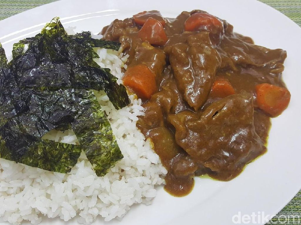 Resep Daging : Japanese Beef Curry Rice