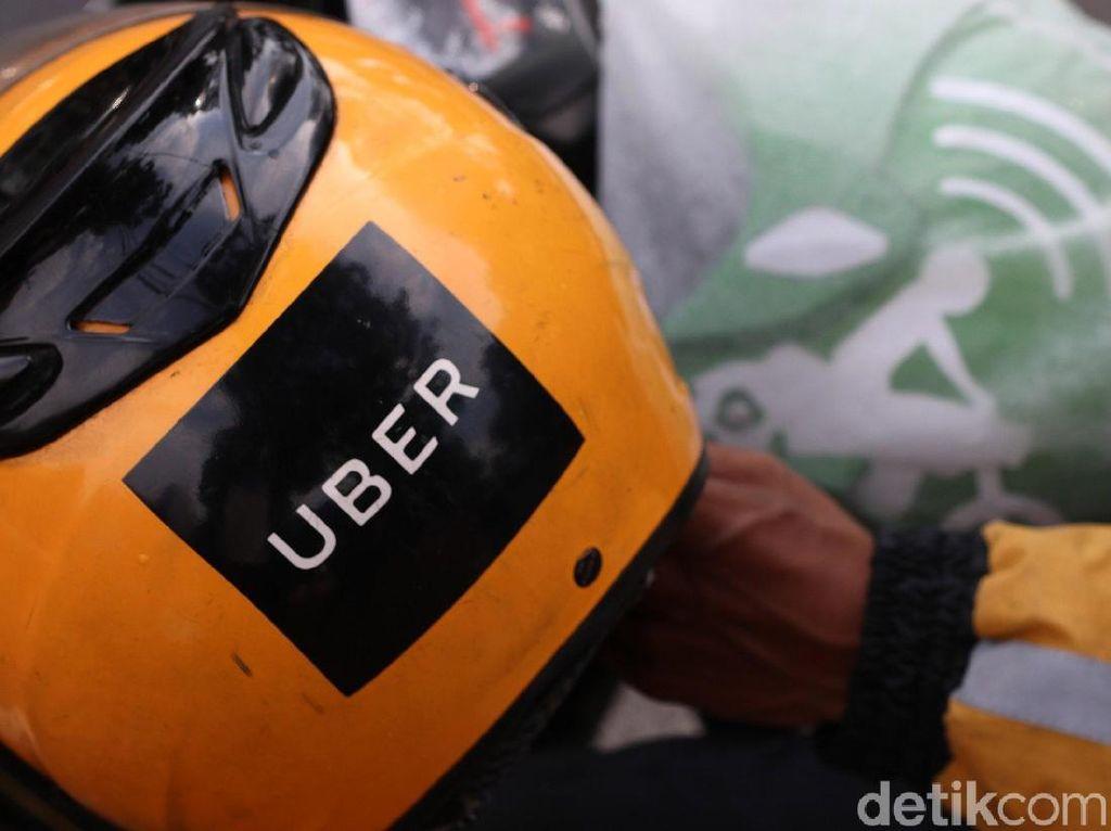 Jelang Tutup, Uber Kembali Ingatkan Pengguna Pakai Grab