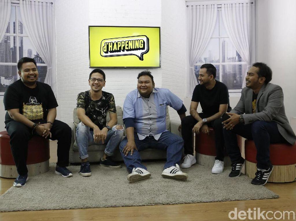 dHappening Dibajak Komika Majelis Lucu Indonesia