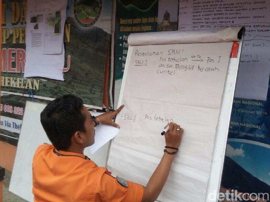 Hari ke-5 Pencarian WN Selandia Baru yang Hilang di Merbabu