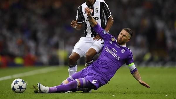 Juve Akan Habis-habisan Lawan Madrid