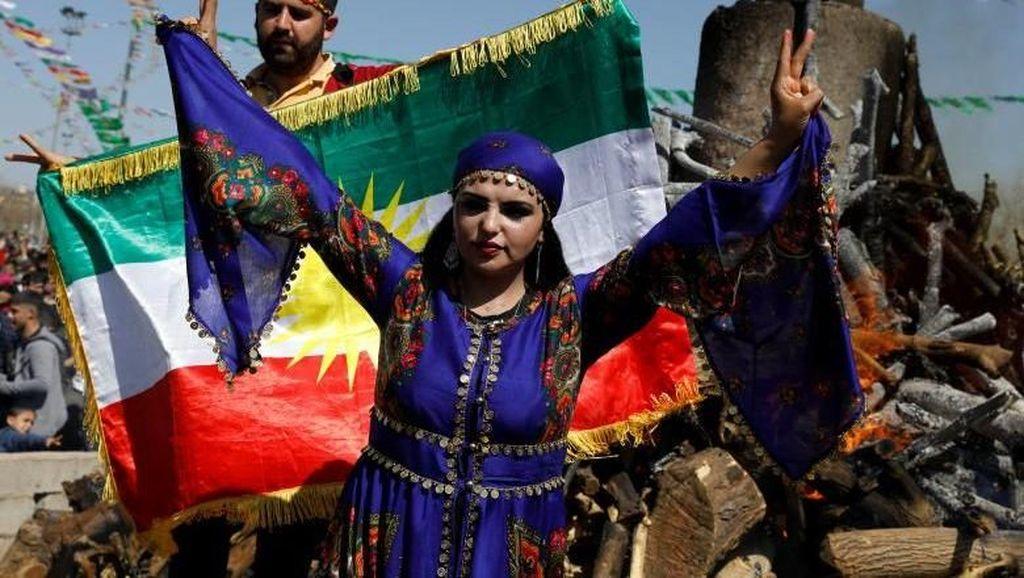 Foto: Meriahnya Tahun Baru Persia di Berbagai Negara