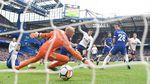 Foto: Spurs Runtuhkan Keangkeran Stamford Bridge