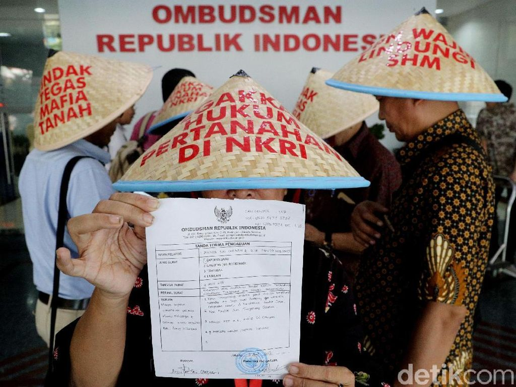 Warga Bintaro Curhat ke Ombudsman