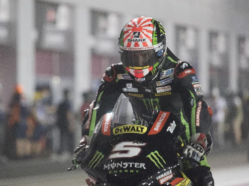 Ini Alasan Zarco Tolak Honda dan Pilih KTM