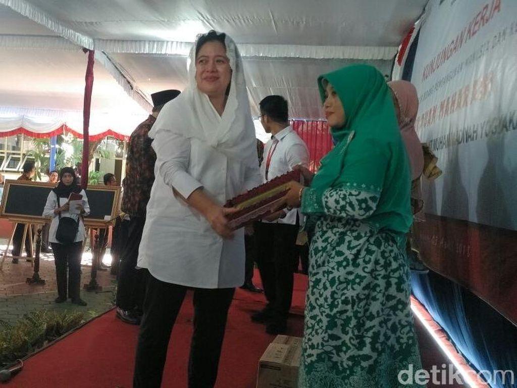 Sangat Dicintai Bung Karno, Puan: Kami Keluarga Muhammadiyah