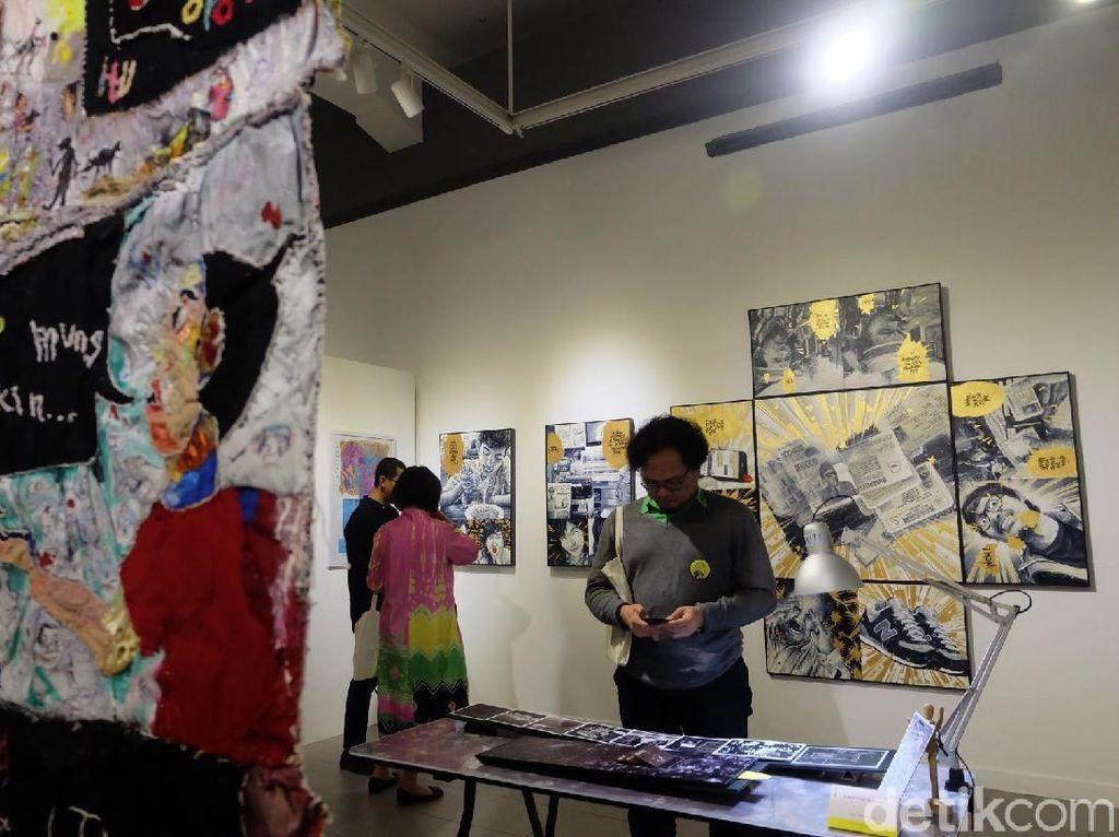 Indonesia Art Award 2018 Munculkan Nama-nama Seniman Baru