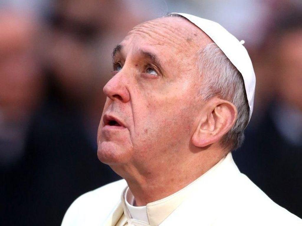 Video Kesedihan Paus Fransiskus Usai Hagia Sophia Jadi Masjid Lagi