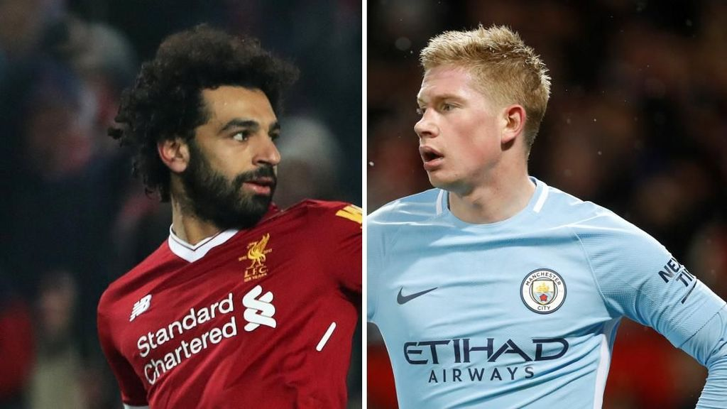 10 Pemain Terbaik Liga Inggris Versi Asosiasi Jurnalis Sepakbola