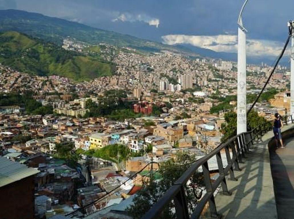 Foto: Kota Paling Berbahaya Dunia Jadi Tujuan Wisata