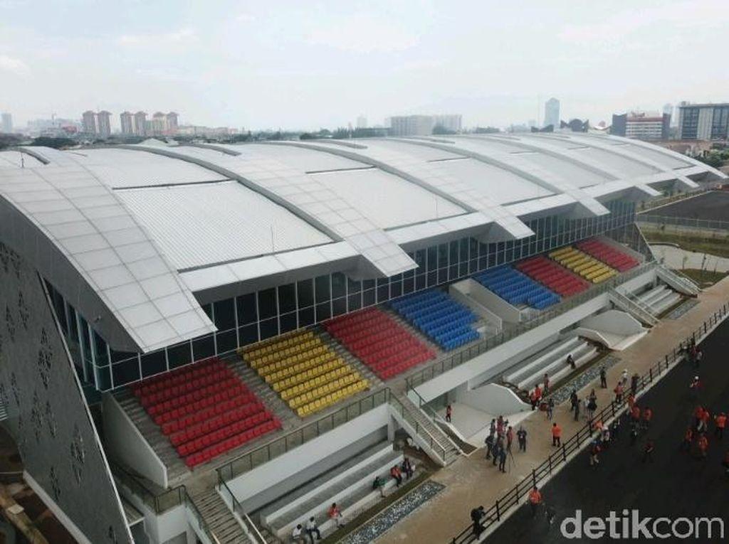 Venue Equestrian untuk Asian Games 2018 Hampir Beres
