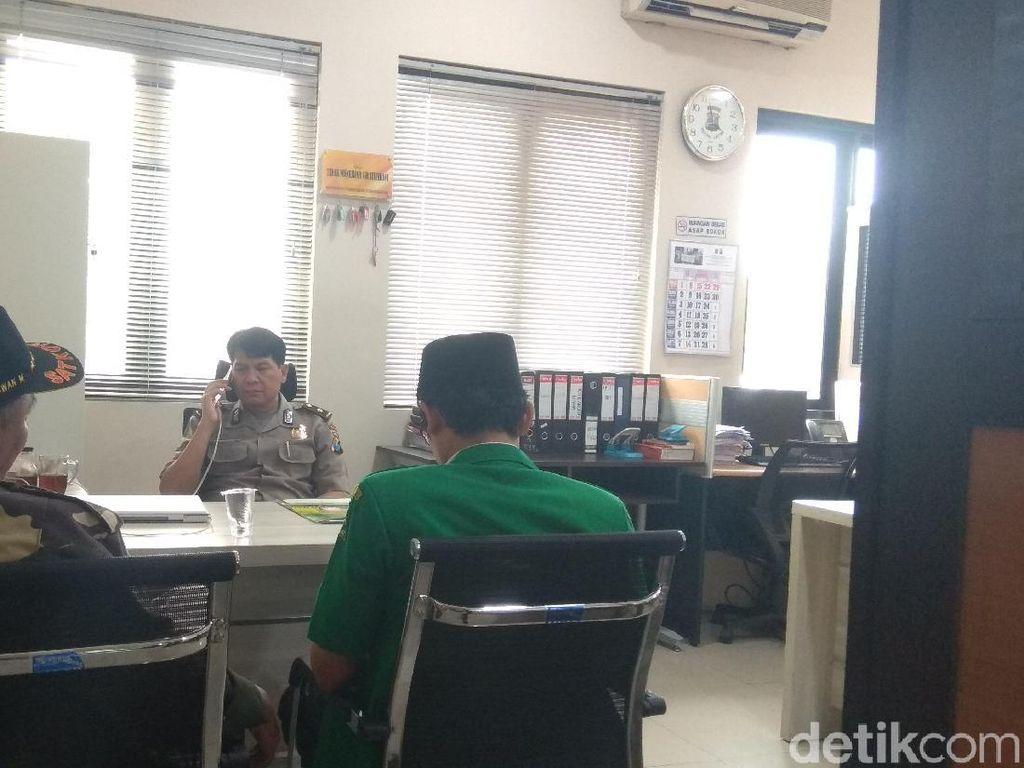 Wakili PWNU Jatim, GP Ansor Laporkan Puisi Sukmawati