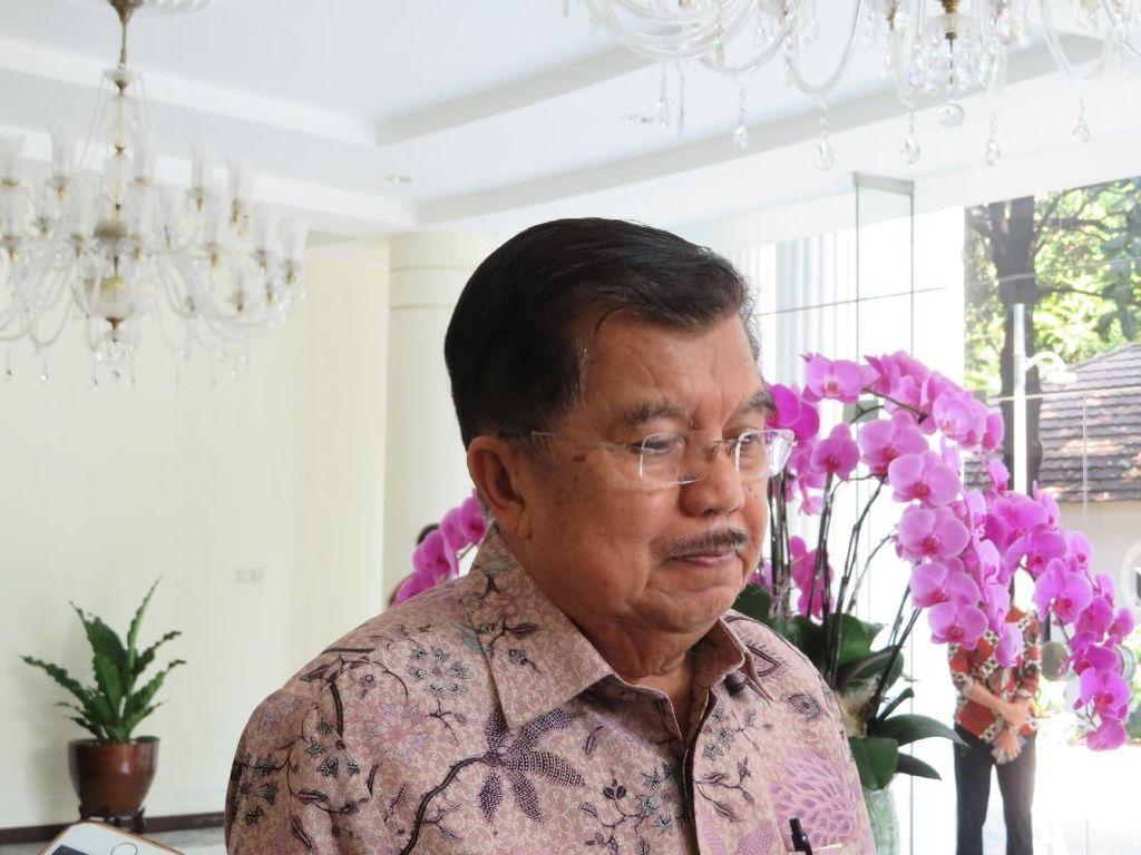 JK Dukung Jokowi Pakai Pesawat Kepresidenan Saat Kampanye