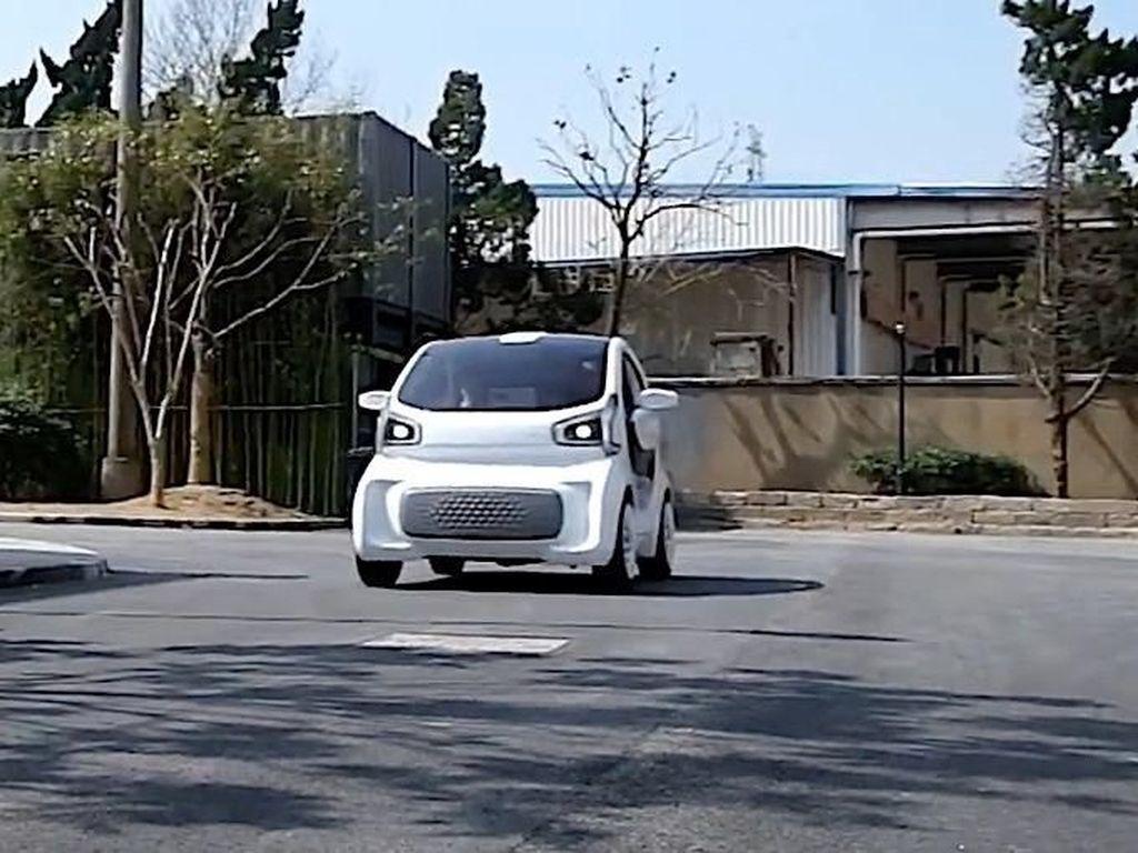 Gila, Harga Mobil Listrik China Hanya Rp 130 Jutaan