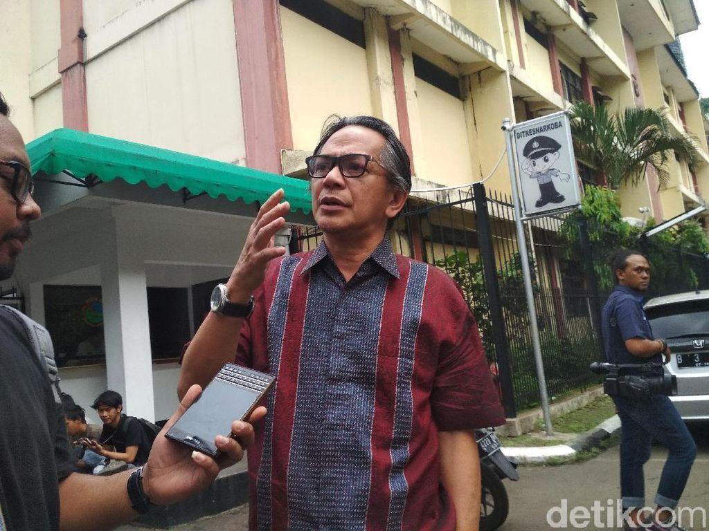 Ray Sahetapy Doakan Tio Pakusadewo yang Kini di Tahanan