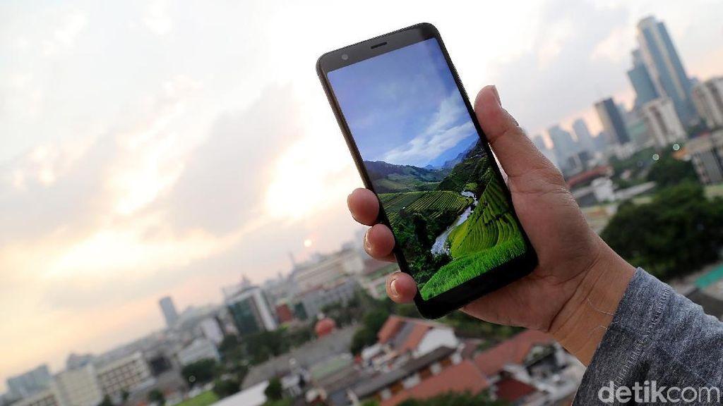 Bos Asus: Lawan Kami Xiaomi, Bukan Oppo