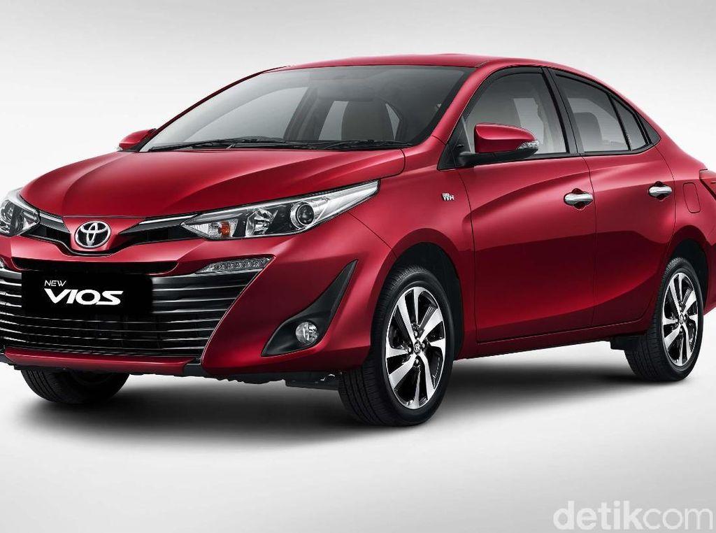 Toyota Vios Terbaru Belum Jadi Taksi